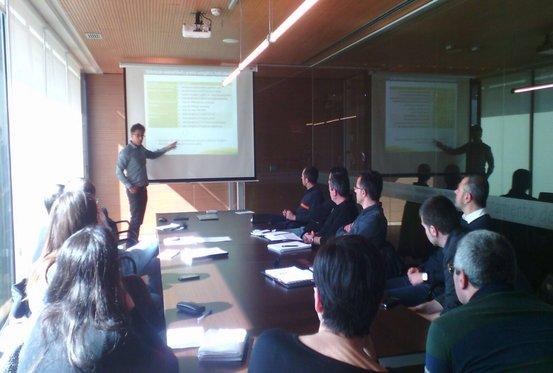 Jornada Navarra Suministros energeticos