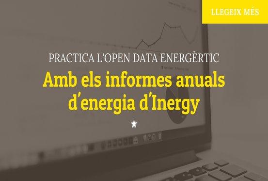 Practica l'Open Data Energetic