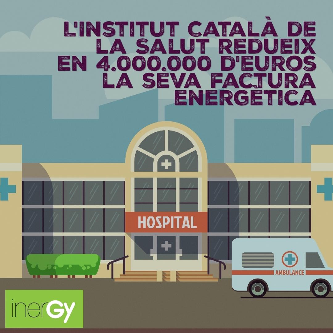 El ICS redueix la seva factura energetica