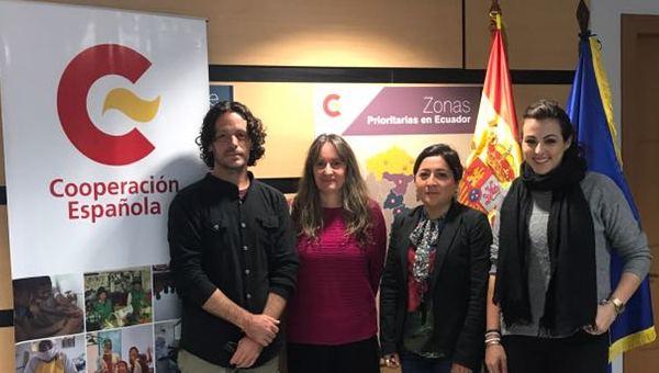 Projecte d'implantacio del SIE a Ecuador