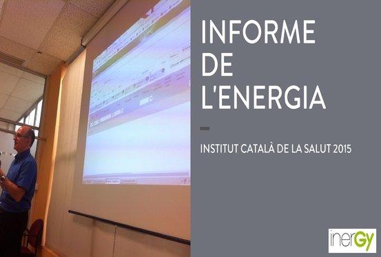 Informe de l'Energia del ICS
