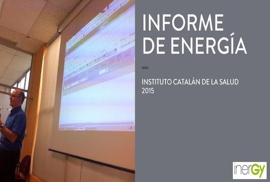 Informe de la Energia del ICS