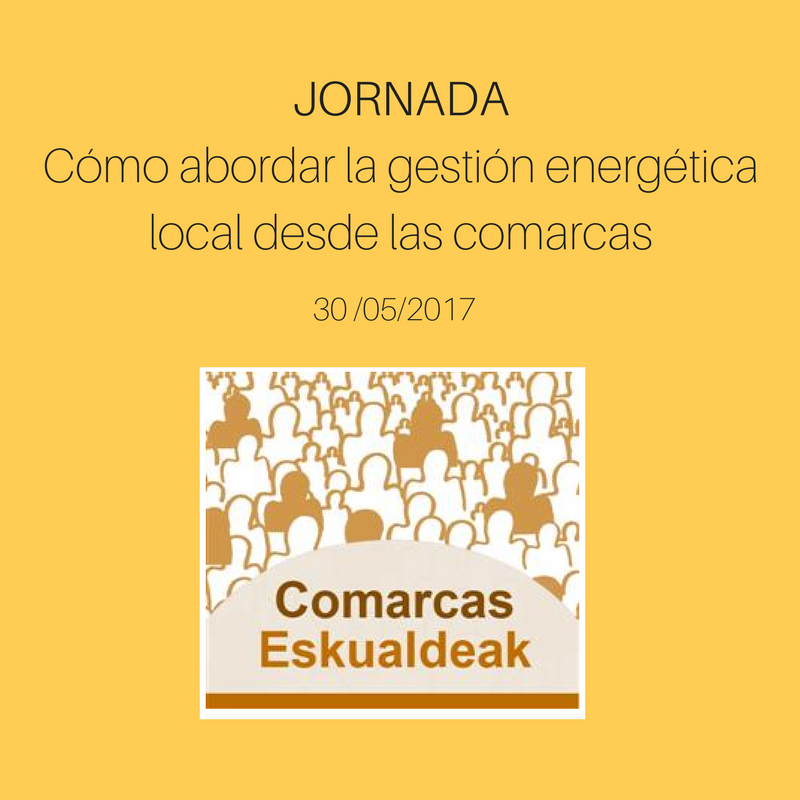 Cómo abordar la gestión energética local desde las comarcas