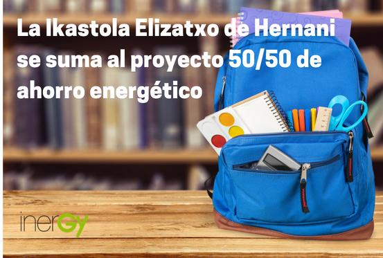 Proyecto Euronet 50/50 en Hernani