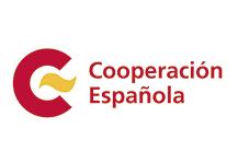 Logotipo Cooperación Española