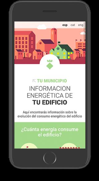Modulo SIE Portal energetico de gestion energetica avanzada